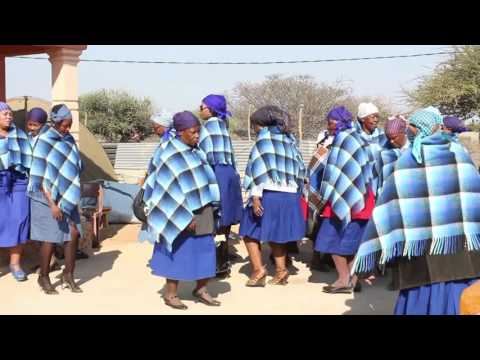 The beauty of Tswana wedding
