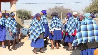The beauty of Tswana wedding