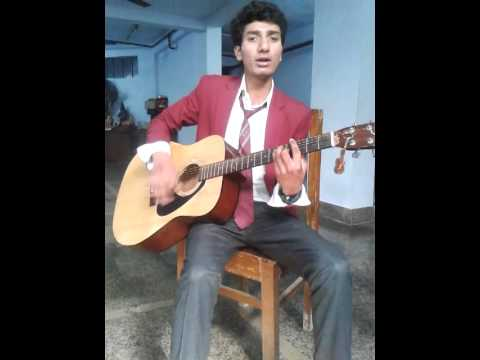 Hindi Song Composed & sung By Abhi Raj of Yuva Shakti ...