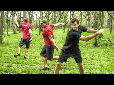 Epic Disc Golf Battle | Brodie Smith