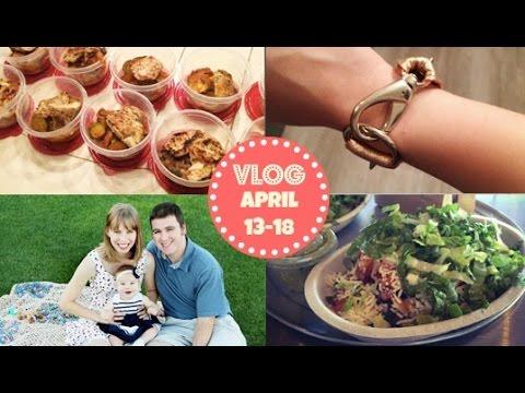 Honeybee Vlog Cam: Meal Prep, New Goodies, Photo Shoot