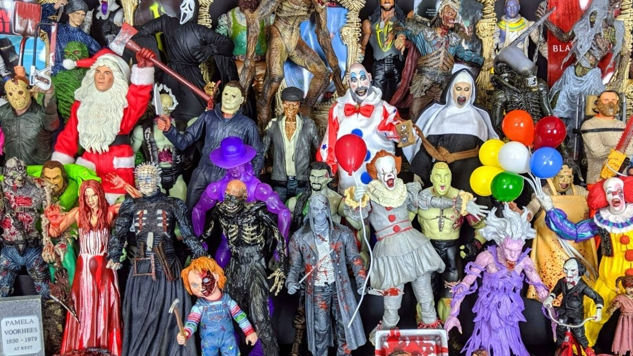 Toy Fair 2020 - NECA Horror and Sci-Fi - Jaws, Hatchet ...