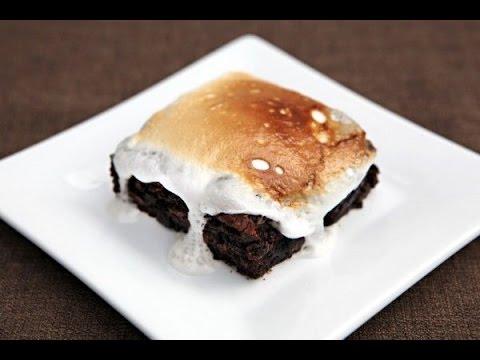 HOW TO MAKE MYSTICAL BROWNIE-CAKE