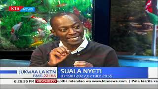 Suala Nyeti: Watu wanaoishi na jinsia zote
