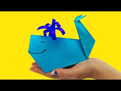 5 Minutes Crafts From Paper