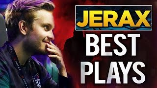 OG.JerAx - Support MVP of The International 2018 - Best Plays Dota 2