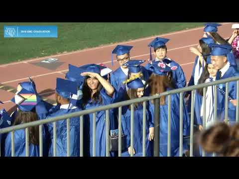 Santa Monica College 2018 Graduation (Full Ceremony)