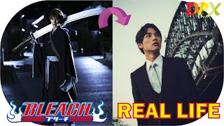Bleach (2018) - Actors in Real Life