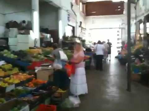 Municipal market (Turkish side of Nicosia, Cyprus)