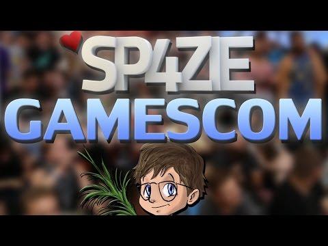 ♥ Sp4zie @ Gamescom 2015 - ft Siv HD, Deman & More