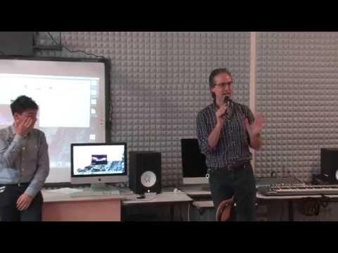 Liceo musicale dell'Aquila - Saggio di tecnologie musicali 2015/16 - classi prof. Emiliano Bucci
