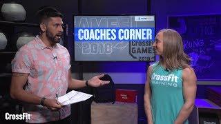 Coaches Corner: 18 5