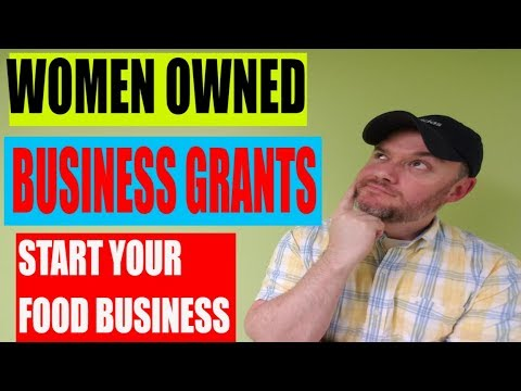 Small Business Grants For Women Owned Business Food Business Loans