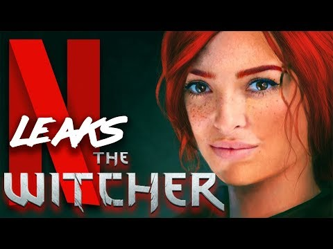 Netflix The Witcher - Triss Merigold Footage Leaks Came out and Here is What They Mean thumbnail