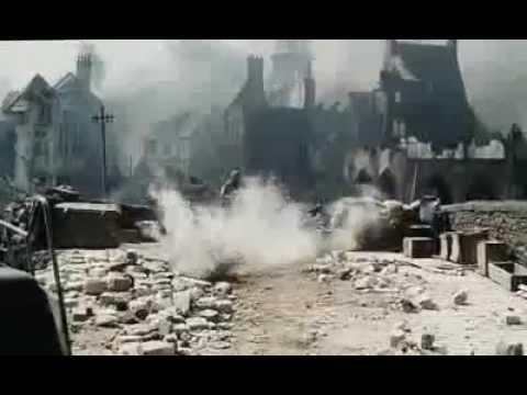 VIDEO DE GUERRA CON MUSICA ROCK DE FONDO//MUSIC VIDEO OF WAR WITH ROCK