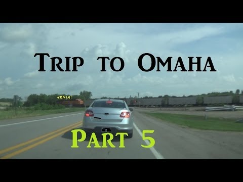 Trip to Omaha | Part 5 of 13 | Near Hiawatha to Osborne