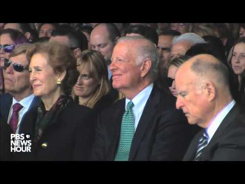 Tom Brokaw remembers Nancy Reagan