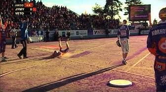Pesäpallo - Finnish Baseball