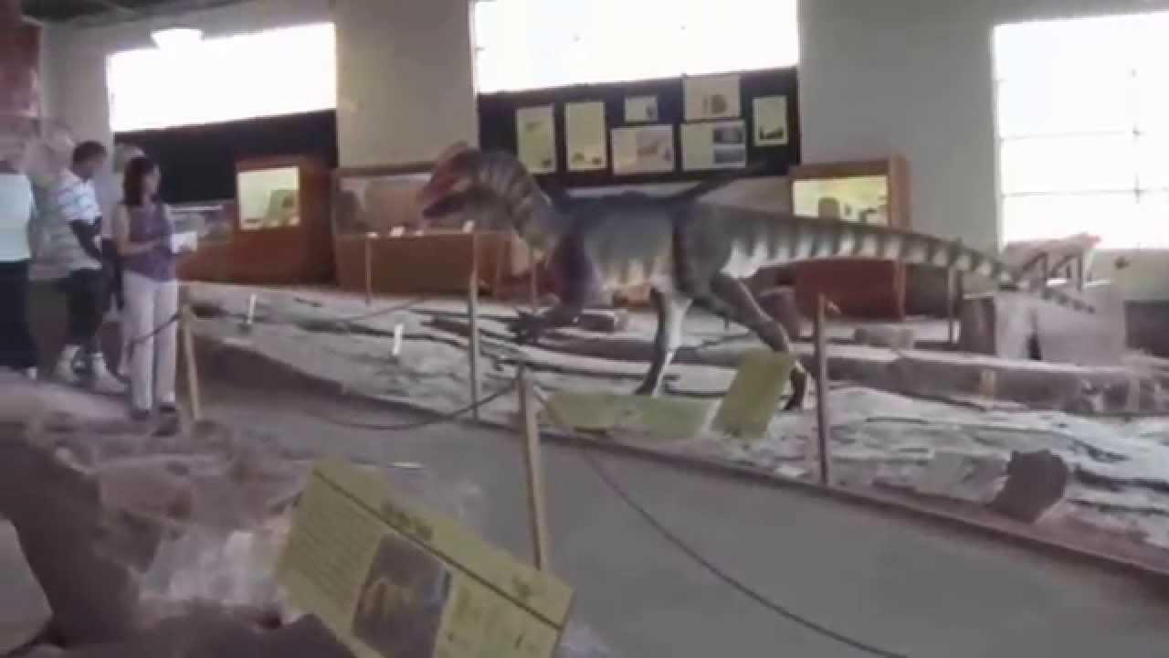 St George Dinosaur Discovery Site At Johnson Farm Utah Youtube