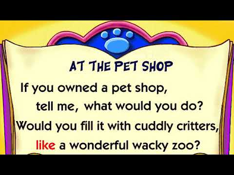 Fisher Price Time To Play Pet Shop: Theme
