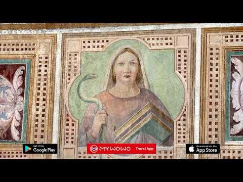 Piazza Dei Miracoli – Camposanto Frescoes – Pisa – Audio Guide – MyWoWo  Travel App