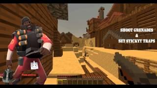 Minecraft Tf2