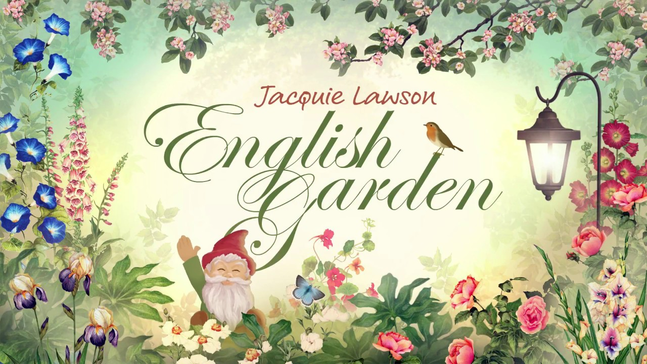 Jacquie Lawson English Garden Official Demo Video Youtube