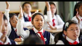 Работа учителем английского языка в Китае Открытый урок
