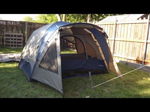 Field u0026 Stream 4P Lodge (Wilderness) & Field u0026 Stream 4P Lodge (Wilderness) - YouTube
