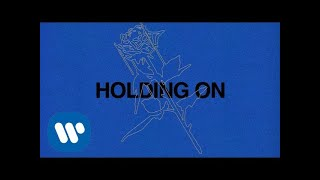 Ali Gatie - Holding On (Official Lyric Video)