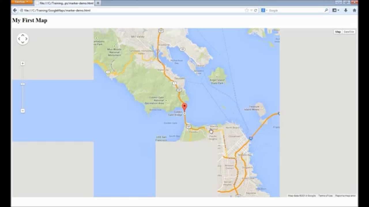 markers infowindow eventlistener in google maps api v3 youtube