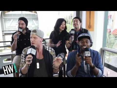 Pentatonix 'Hey Momma/Hit The Road Jack' Performance!