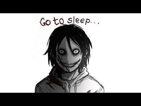 Крипипаста - истории про Джеффа убийцу. страшные истории на ночь