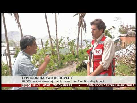 Philippines - Typhoon Haiyan (Yolanda) One month on