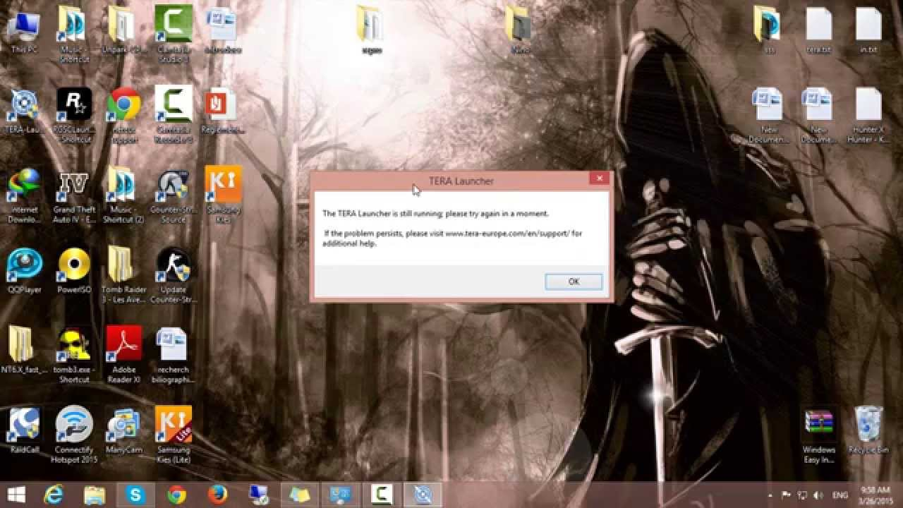 How To Fix TERA Launcher Problem (Doesn\u0027t Open) - YouTube