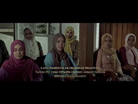 NYAI AHMAD DAHLAN Trailer HD  (2017)