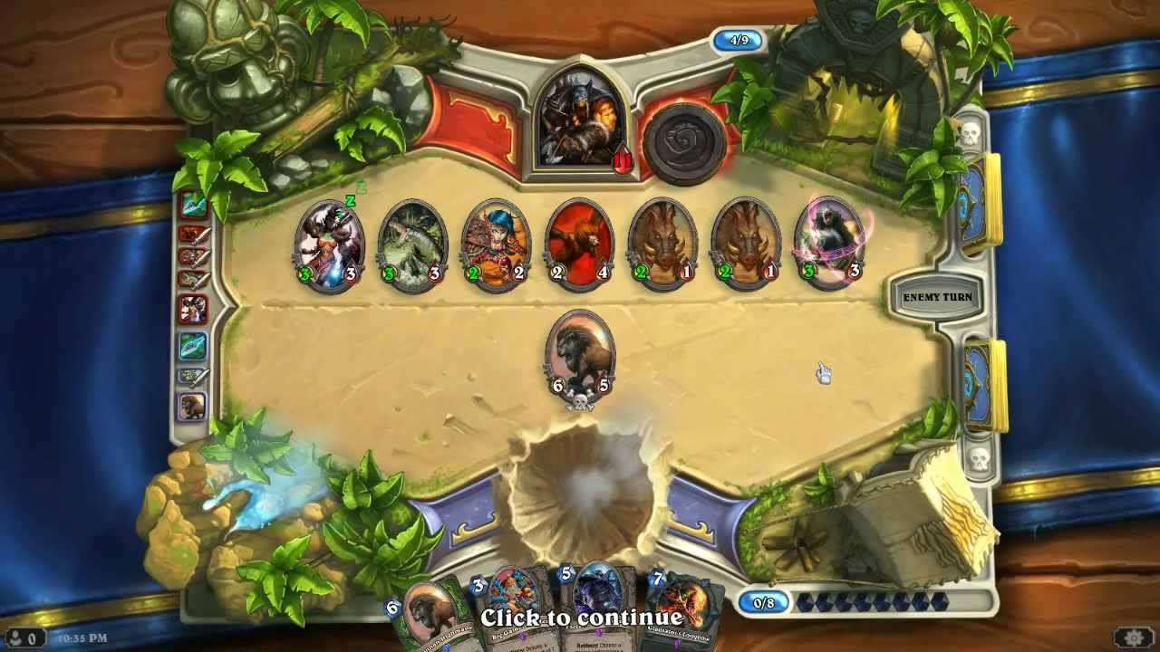 unranked matchmaking hearthstone