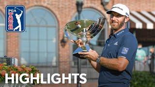 Highlights | Round 4 | TOUR Championship 2020