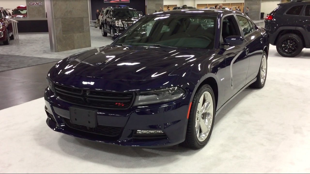 2017 Dodge Charger R T Road Track Motor Show Take Review Youtube