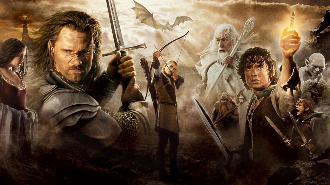 nouvelle collection toujours populaire nouveau sélection Soundtrack Lord of The Rings (Theme Song) - Musique du film Le Seigneur des  anneaux