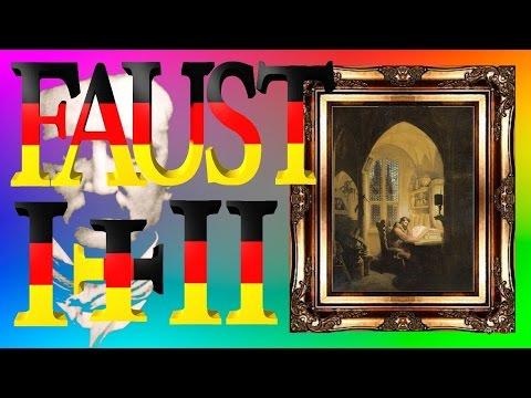 Faust I & II - Johann Wolfgang von Goethe (Komplette Lesung)