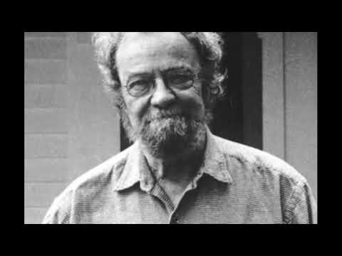 Donald Hall - interviewed by Henry Lyman for Poems to a Listener (1984 Series)