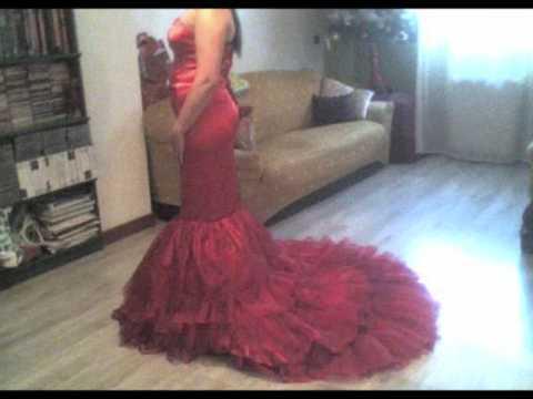 Vestidos para bodas gitanas baratos