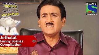 Jethalal Funny Scenes Compilation | Taarak Mehta Ka Oolta Chashma