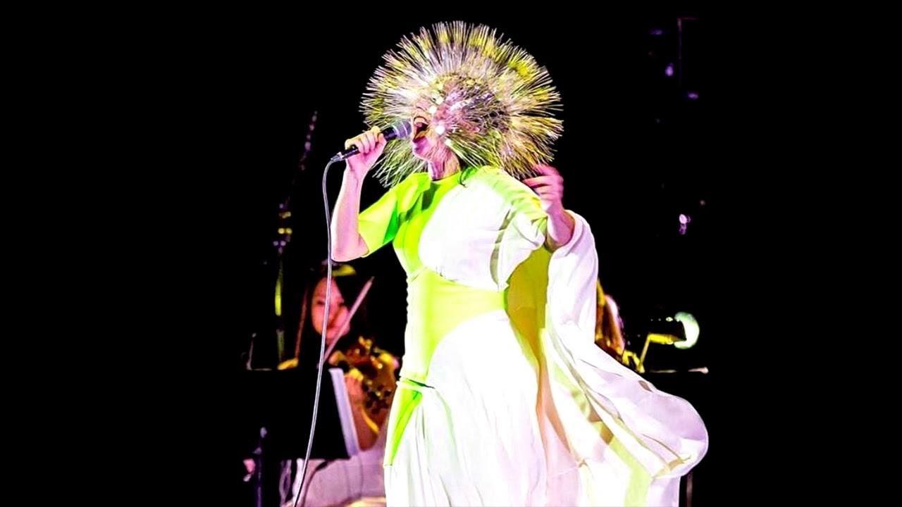 Björk - All Neon Like (Live Studio Version) [Vulnicura Live]