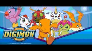 digimon digital monsters theme song