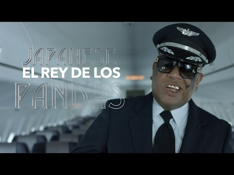 Japanese Rey de Los Panda video oficial