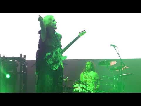 """Living Dead Girl"" Rob Zombie@Rock Allegiance Camden, NJ 10/7/17"
