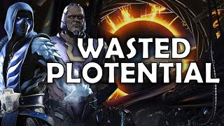 Injustice 2 DLC Characters   Wasted Plotential