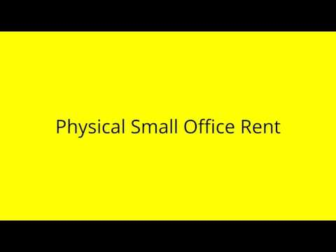 Virtual / Small Office Rent in Dhaka, Bangladesh